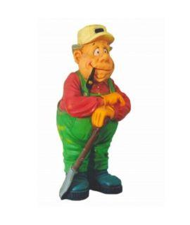 Farmer z łopata. Formy elastyczne