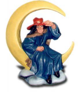 Baba Jaga na księżycu