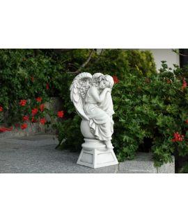 Anielica śpiąca do betonu