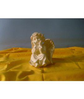 Forma do aniołka myślącego