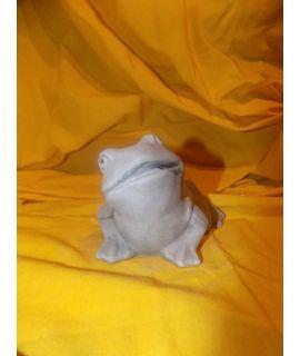 żaba gipsowa
