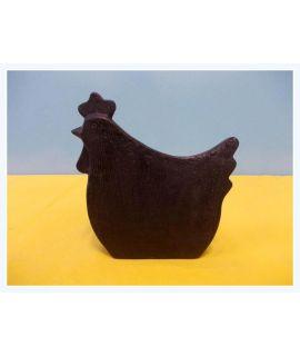 Kura płaska duża