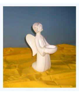 Anioł świecznik klęczący