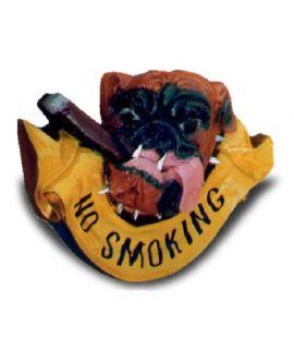 Buldog no smoking