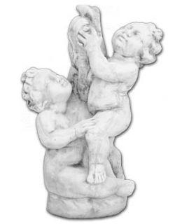 Figury dzieci do fontanny