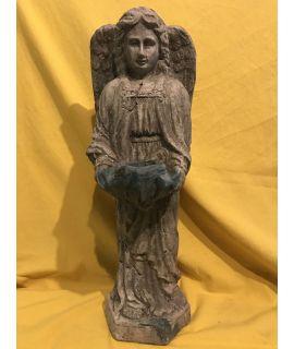 Duża anielica z misą na tealight