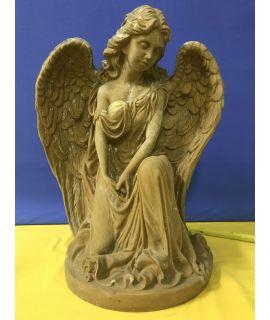 Duża anielica w sukni-forma