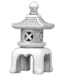 Chińska lampa ogrodowa