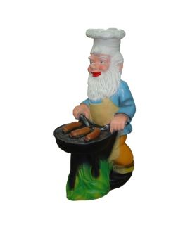 Kucharz grill. Forma silikonowa.