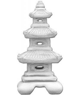 Lampa domek chiński