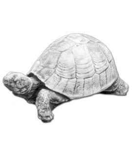 Żółw stepowy większy