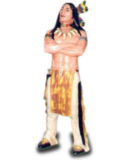 Indianin stojący