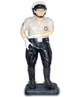 Policjant na podstawie