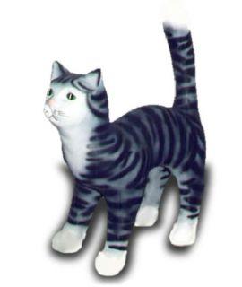 Kot stojący
