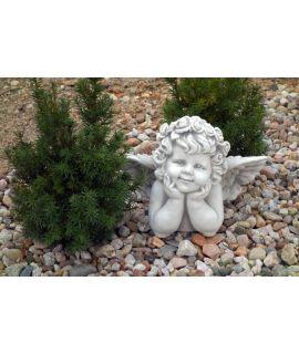 anioł popiersie do betonu