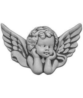 Aniołek podparty średni