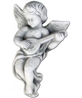 Aniołek z mandolinką