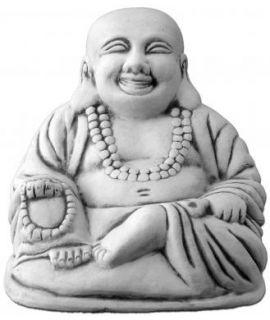 Budda z koralami