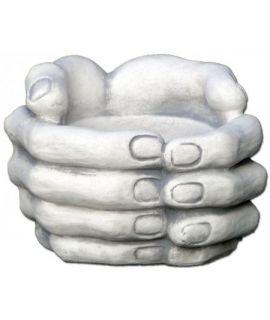 Donica dłonie
