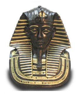 Tutanchamon popiersie