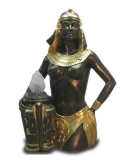 Figura egipska lampa