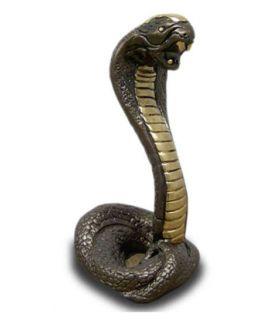 Kobra egipska, wąż Kleopatry