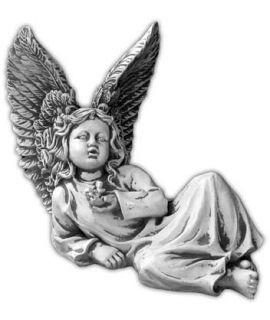 Aniołek leżący