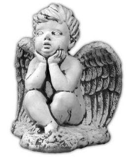 Aniołek z betonu