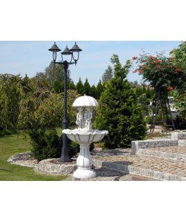forma fontanny betonowej