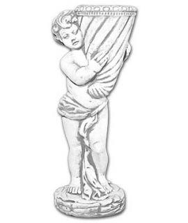 Forma do chłopca z rogiem