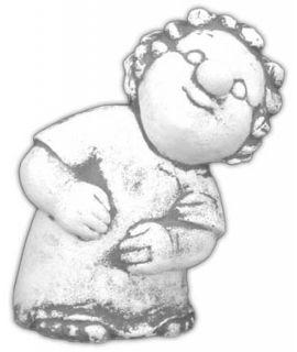 Forma do małego ogrodowego dziecka