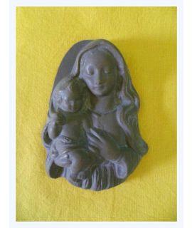 Matka Boska z Jezusem na rękach