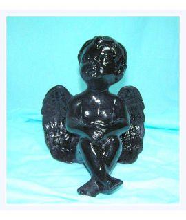 Wypoczywający aniołek