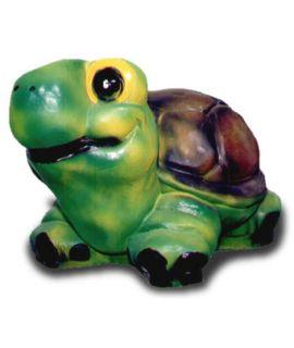 Uśmiechnięty żółwik