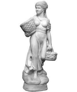 Kobieta z koszami