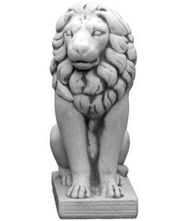 ozdobny do ogrodu lew