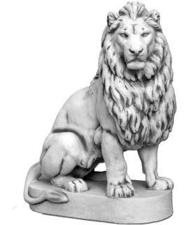 Lew na podstawie z betonu