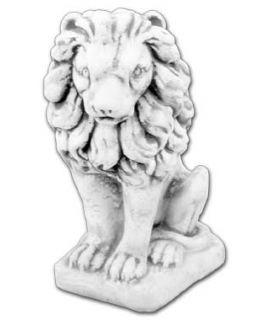 Lew siedzący lewy