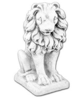 Lew siedzący prawy