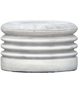 Okrągła baza kolumny