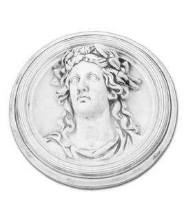 Piękny Apollo- sztukateria