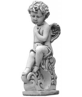 Aniołek na kolumnie