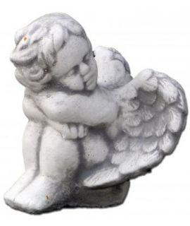 Aniołek siedzący