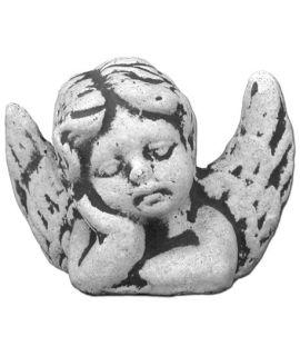 aniolek podparty