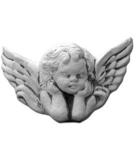 Forma aniołek płskorzeźba