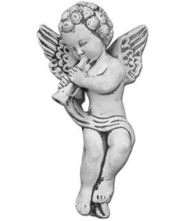 Aniołek grający na flecie