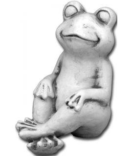 Dekoracyjna żaba